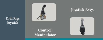 Drill Rigs Joystick