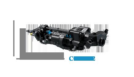 Rock Drill COP 1022